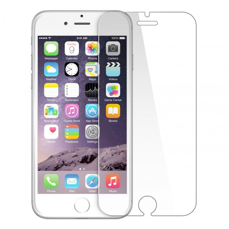 JUKE - TEMPERETED GLASS IPHONE 6 prix tunisie