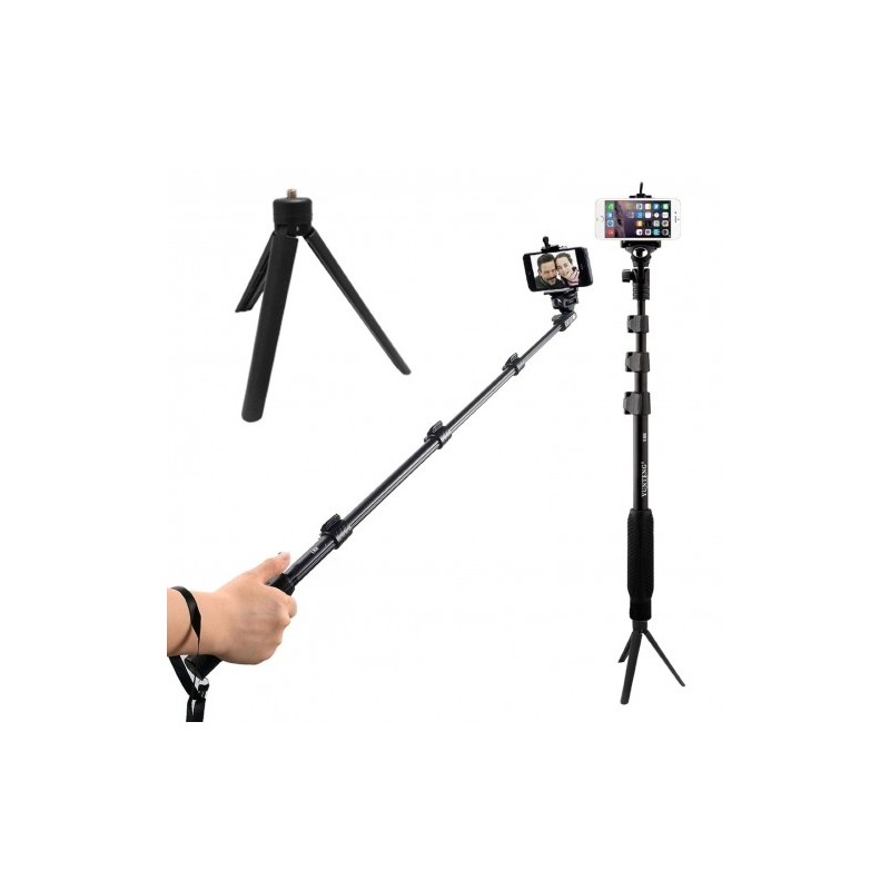 YUNTENG - Selfie Bluetooth Camera+ Mini Tripod prix tunisie