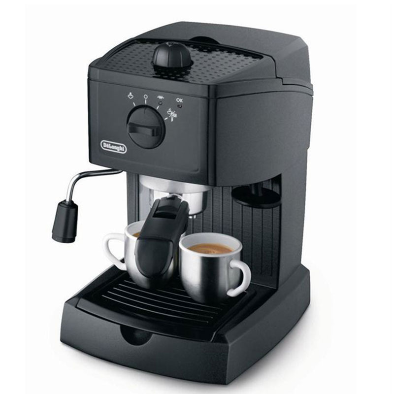 delonghi expresso cafeti re ec150 1100w au meilleur prix en tunisie sur. Black Bedroom Furniture Sets. Home Design Ideas