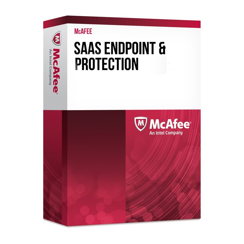 MCAFEE - SaaS Endpoint Protection Français / Pack 1 prix tunisie