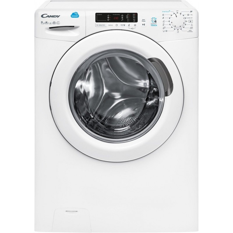 CANDY - Lave Linge Frontale Smart 9Kg Blanc prix tunisie