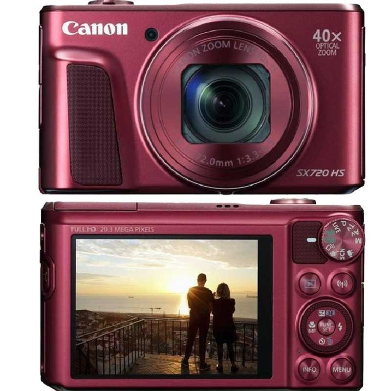CANON - Appareil Photo PowerShot SX720 HS 20,3MP - WiFi prix tunisie