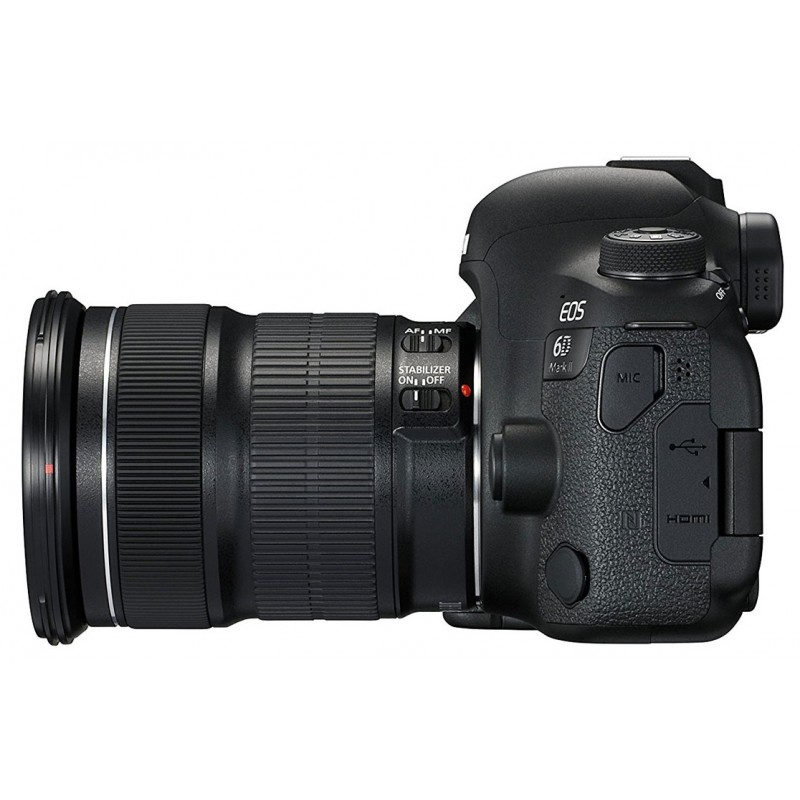 CANON - APPAREIL PHOTO REFLEX EOS 6D MARK II prix tunisie
