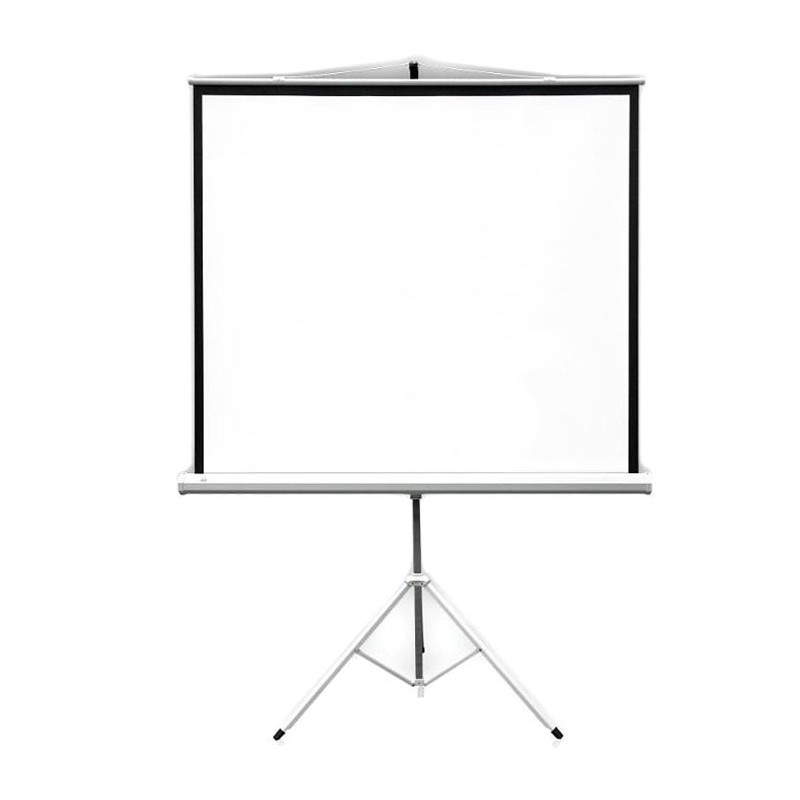 2x3 - ECRAN DE PROJECTION ECO MOBILE TRéPIED - 177 X 177CM (ETPR1818R) prix tunisie