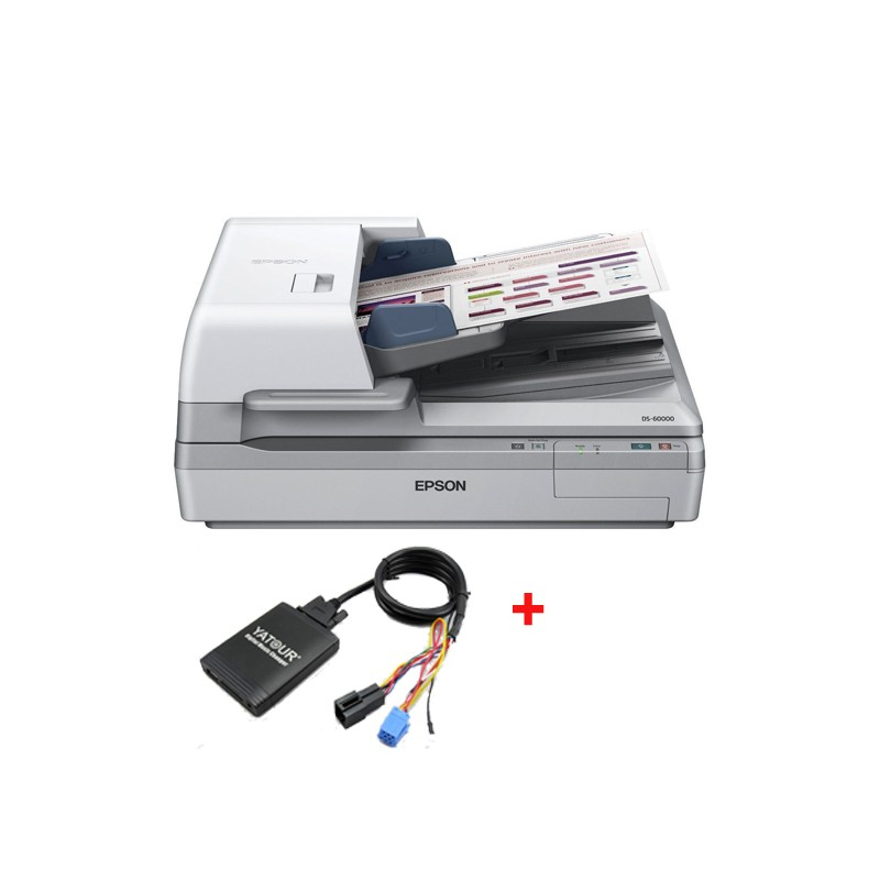 EPSON - WORKFORCE DS-60000 A3 40 ppm prix tunisie