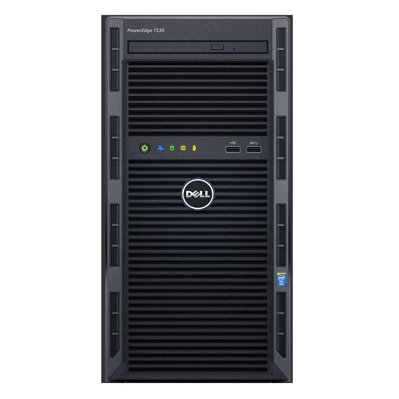 DELL - SERVEUR POWEREDGE T130 E3-1220V6 8GO 2X1 TO prix tunisie
