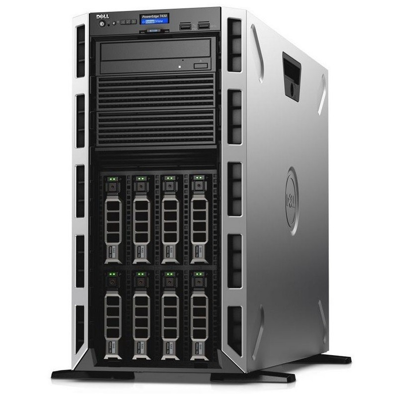 DELL - SERVEUR POWEREDGE T430 | 3X 1 TO | TOUR 5U PE210-PET430 prix tunisie