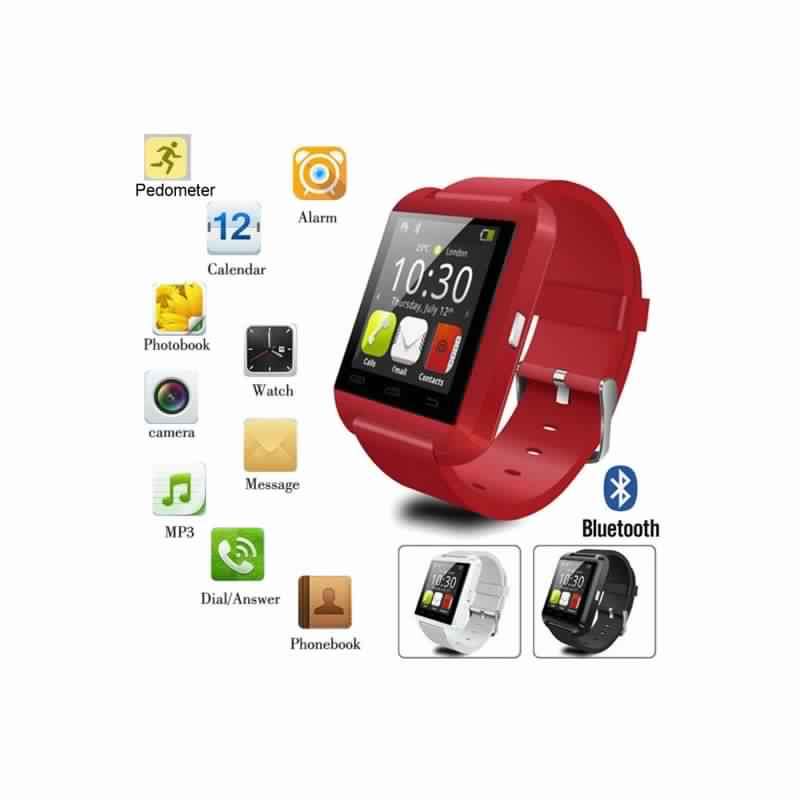 Uwatch - U8 Bluetooth prix tunisie