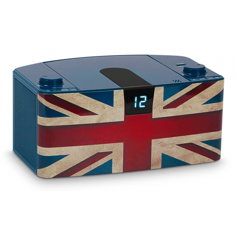 BIGBEN - Lecteur CD MP3 UNITED KINGDOM-1150 prix tunisie