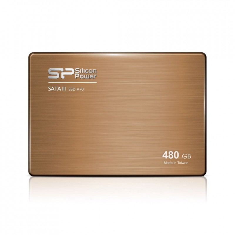 SILICON POWER - DISQUE DUR INTERNE V70 240GO SSD 2.5