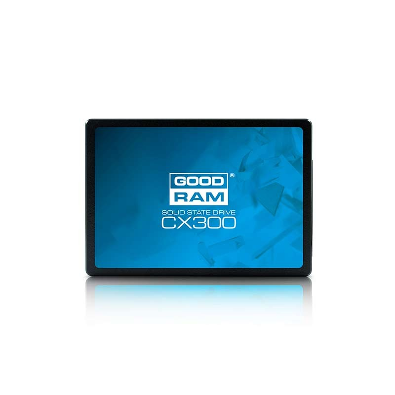 GOODRAM - DISQUE DUR INTERNE CX300 120 GO SSD 2.5