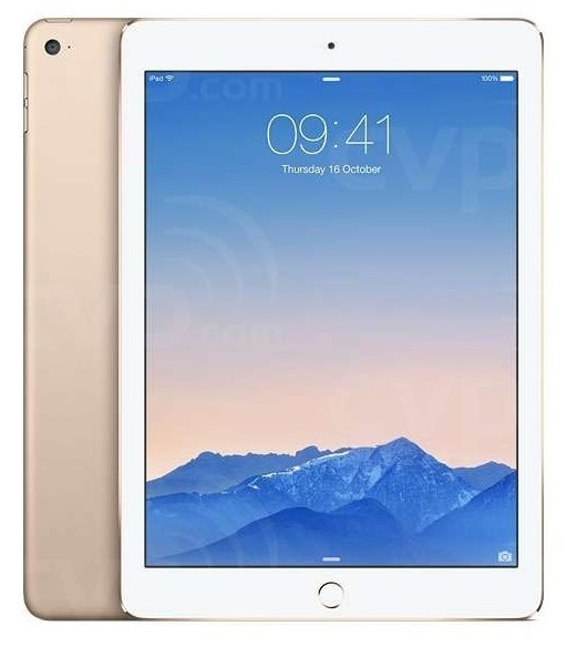 Apple IPad Air 2 Wi-Fi 4G 128 Go 1