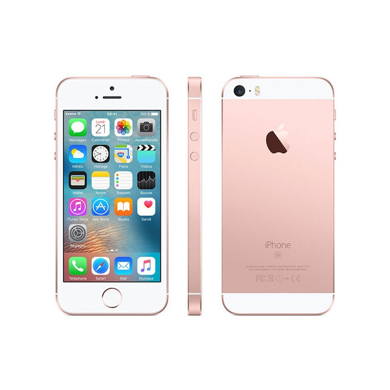 Apple iPhone SE 64Go 3
