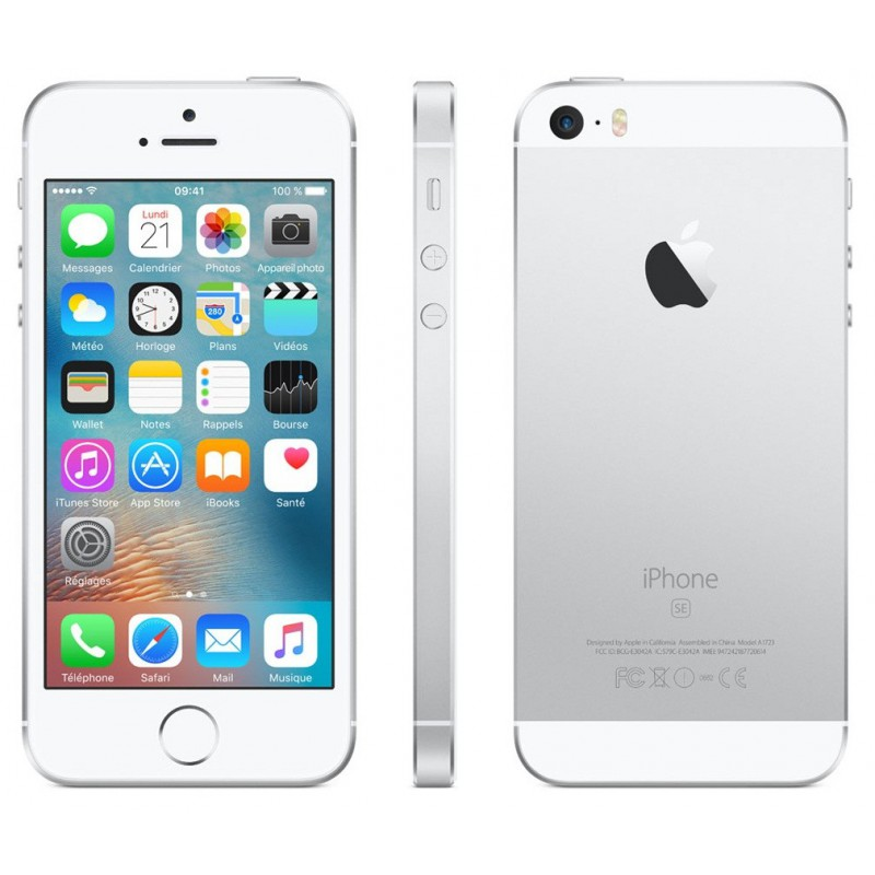 Apple - iPhone SE / 64 Go prix tunisie