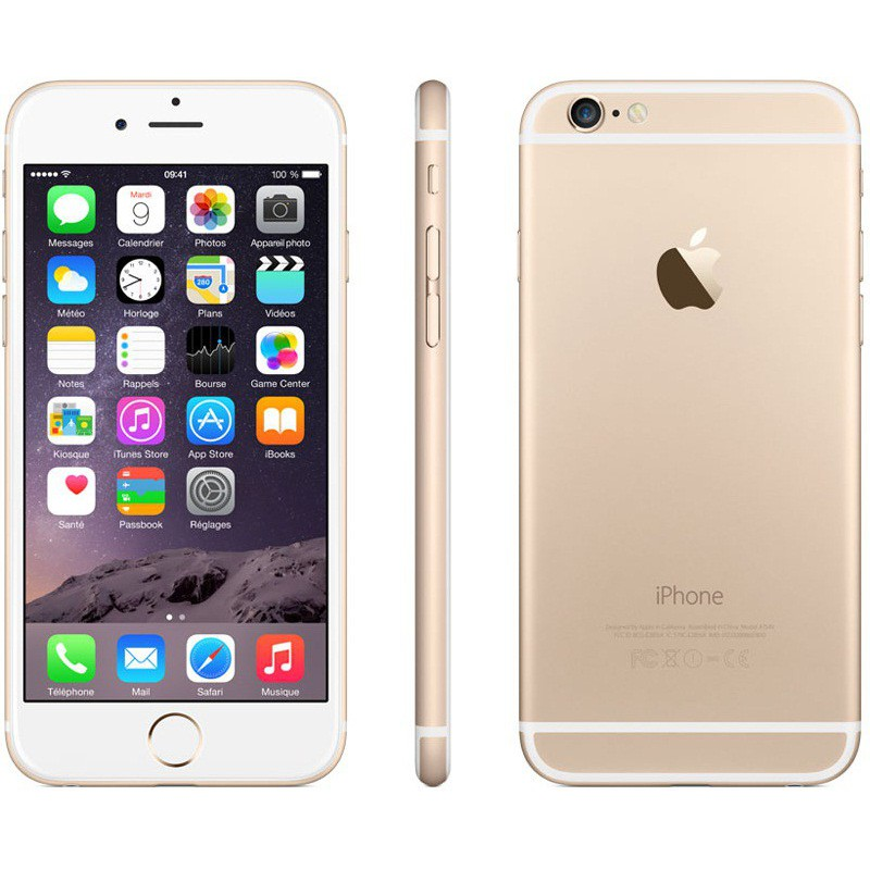 Apple - iPhone 6 Plus / 128 Go prix tunisie
