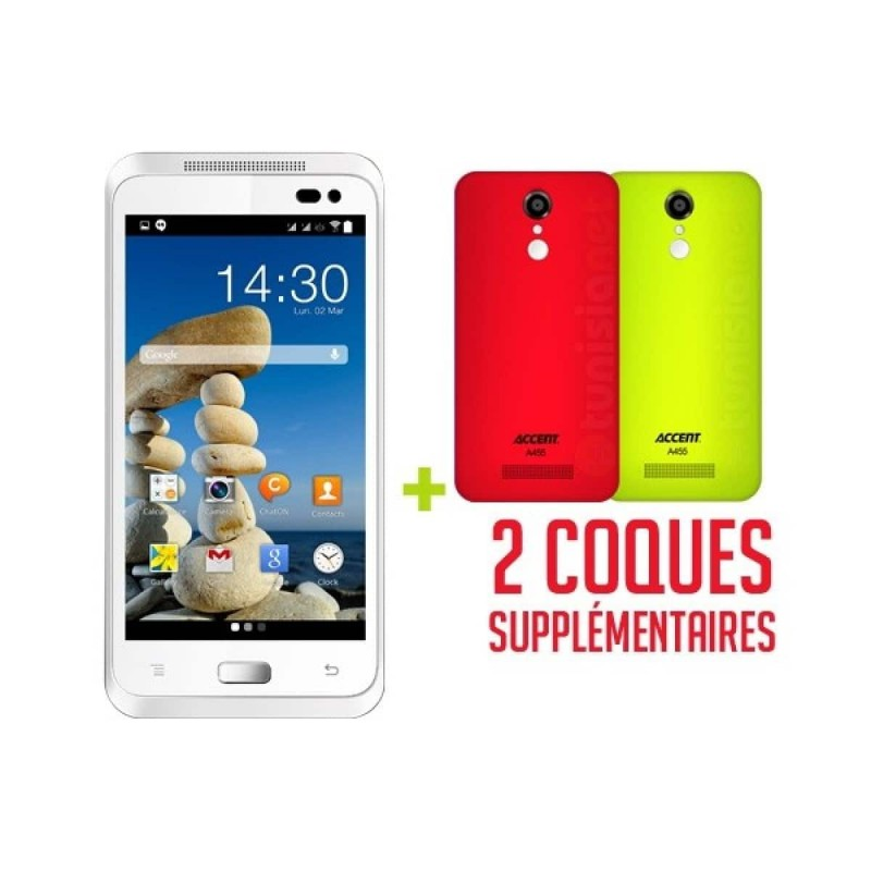 ACCENT Smartphone A455 2