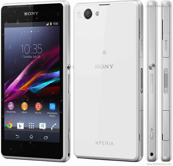 SONY Xperia Z1 Compact 1