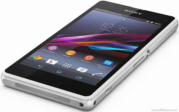 SONY Xperia Z1 Compact 3