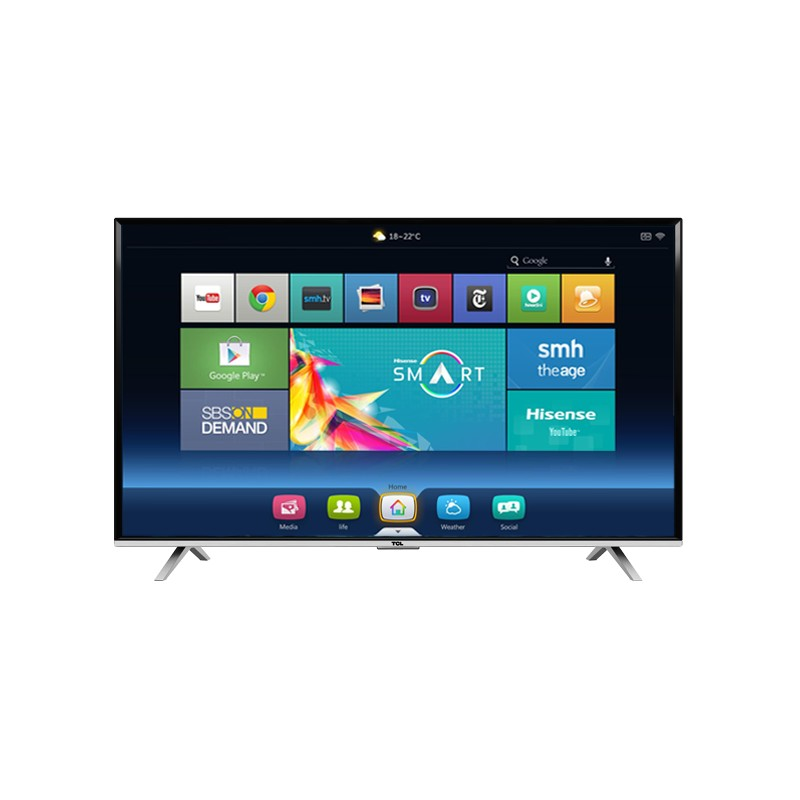 TCL - 48 pouces LED Full HD SMART ANDROID WIFI prix tunisie