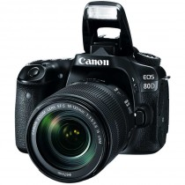 CANON Appareil Photo Reflex EOS 80D 24,2MP - WiFi