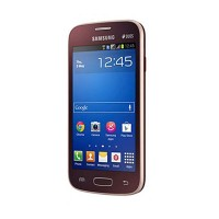 Telephone Portable Samsung Galaxy Star Plus Double SIM  Rouge