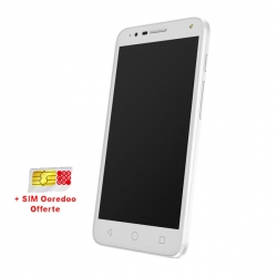 ALCATEL POP 4 -OT5051D - Blanc