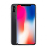 iPhone X 256Go - Noir