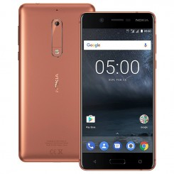 Smartphone NOKIA 5 DS NENA 2 - COPPER