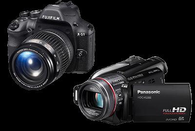 Photos & Caméscopes au meilleur prix sur mega.tn