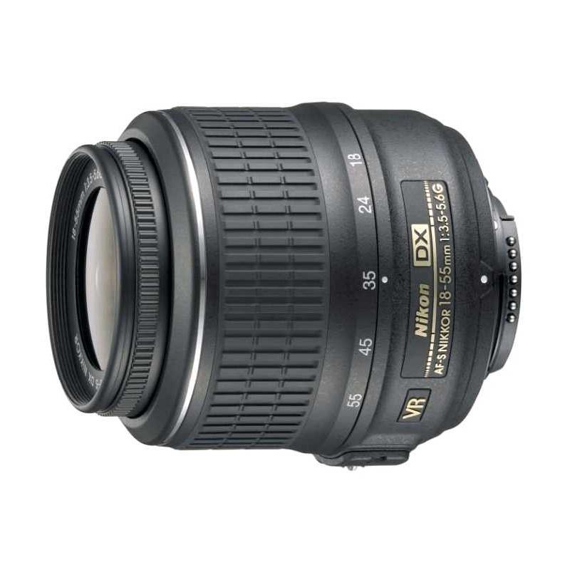 NIKON - Objectif 18-55mm Pour Appareil Photo prix tunisie