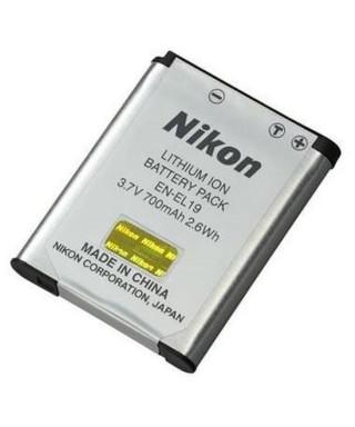 NIKON - BATTERIE EN-EL19 S2600/S3200/S2700/S2750/S3300 prix tunisie