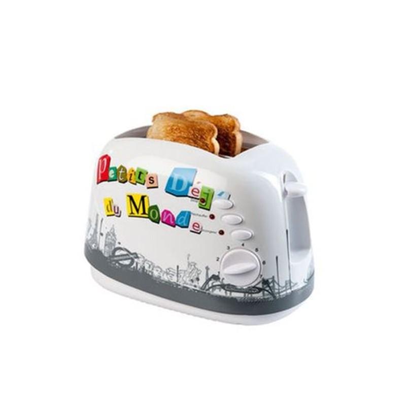 DOMOCLIP Grille pains déjeuner du monde DOD103 au meilleur prix en ...