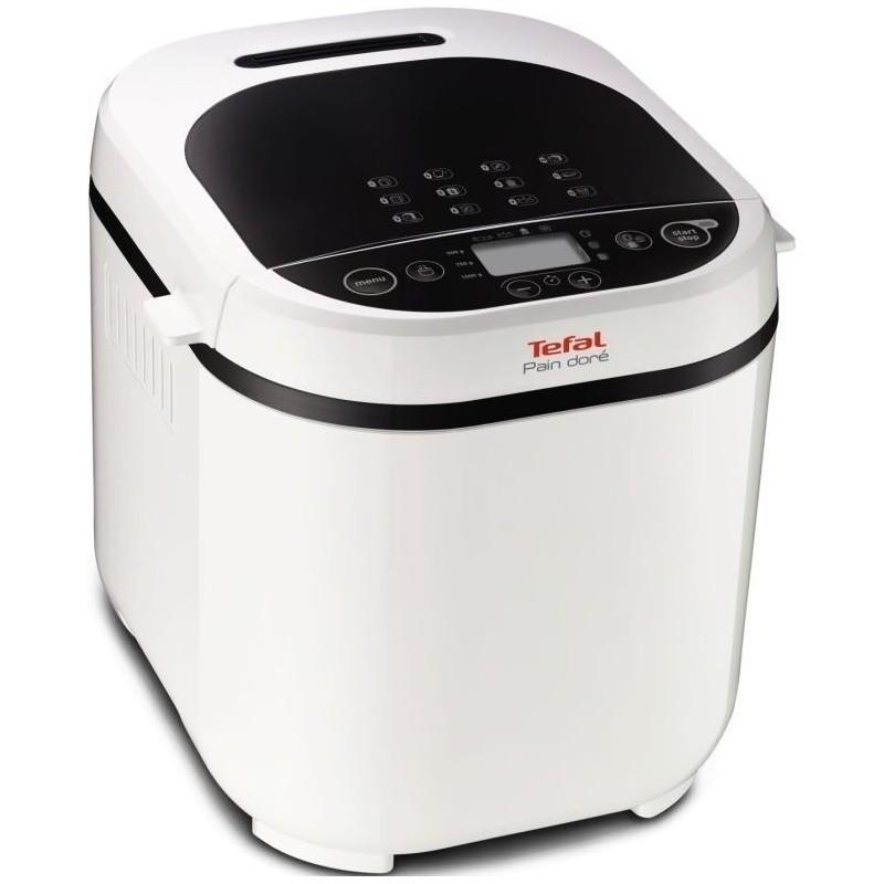 Tefal - Machine à Pain TEFAL PF210138 720W - Blanc prix tunisie