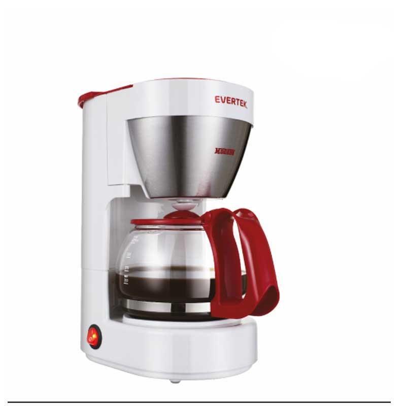 EVERTEK - cafetière modena 600w 6 tasses KCA60001BR prix tunisie