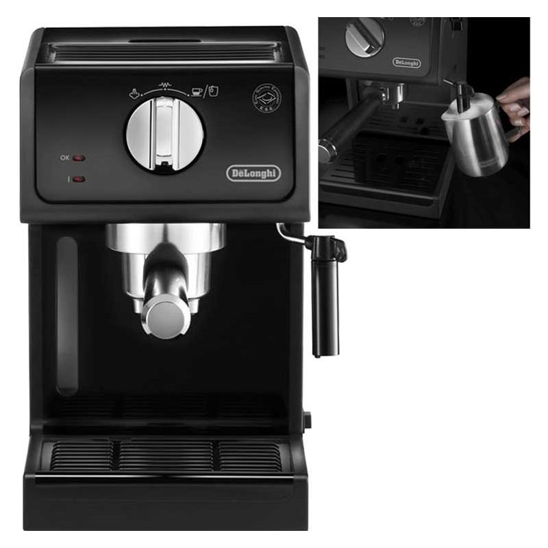 DELONGHI - machine à café expresso ecp31.21 15 bars noir prix tunisie