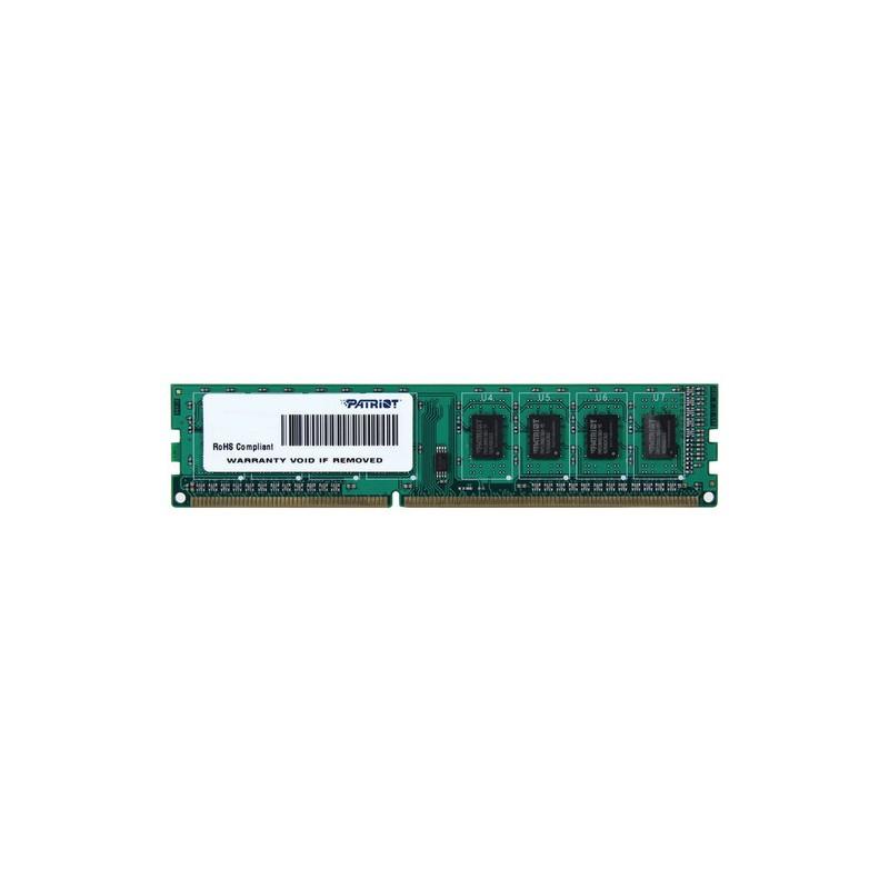 Patriot - Barette Mémoire 4Go DDR3 pour Pc de Bureau - PSD34G16002 prix tunisie