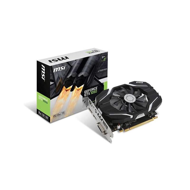 MSI - Carte Graphique GeForce GTX 1050 2Go prix tunisie