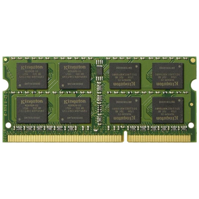Kingston - BARRETTE MéMOIRE 8GO DDR3L 1600MHZ POUR PC PORTABLE prix tunisie