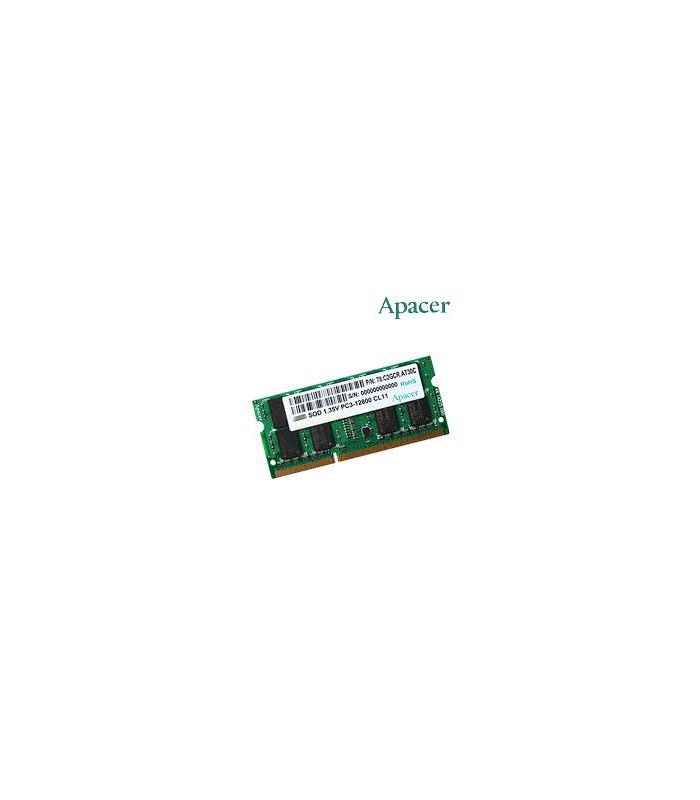 APACER - BARETTE MEMOIRE 2GB DDR3 PC PORTABLE 10600MHZ/1333MHZ /  prix tunisie