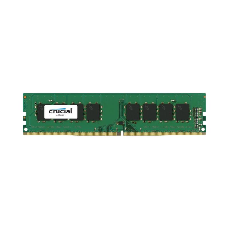 CRUCIAL - BARRETTE MéMOIRE DDR4 4 GO PC 2400 prix tunisie