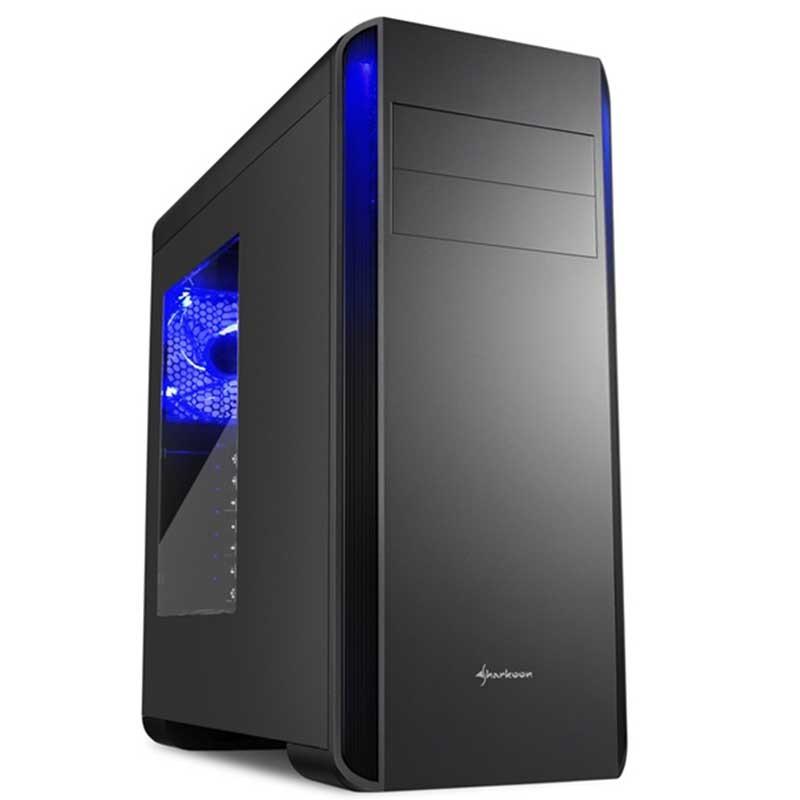 sharkoon - BOîTIER PC GAMER BW9000-B prix tunisie