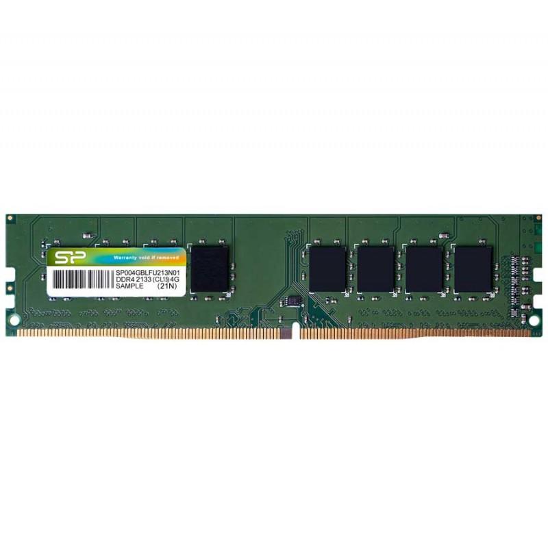 SILICON POWER - BARRETTE MéMOIRE 16GO DDR4 2400 MHZ POUR PC DE BUREAU prix tunisie