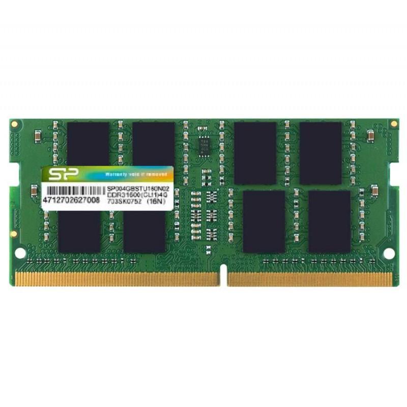 SILICON POWER - BARRETTE MéMOIRE 16GO DDR4 2400 MHZ POUR PC PORTABLE prix tunisie