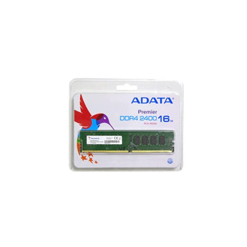 ADATA - BARRETTE MéMOIRE 16GO DDR4 POUR ORDINATEUR DE BUREAU prix tunisie