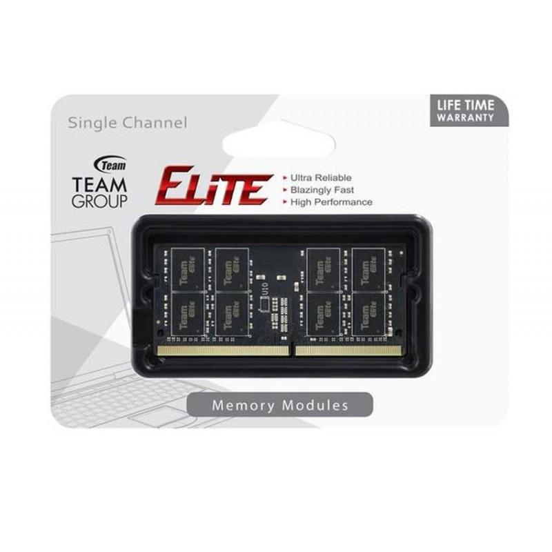 Team group - BARRETTE MéMOIRE 8GO DDR4 2400MHZ POUR PC PORTABLE prix tunisie