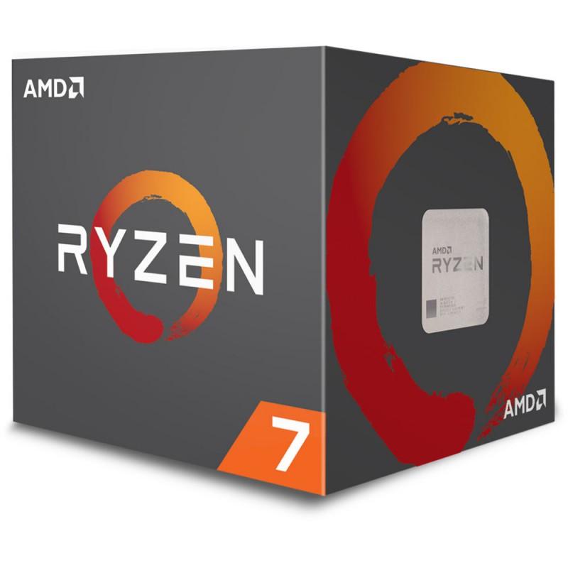 AMD - PROCESSEUR RYZEN TM 7 1700 prix tunisie