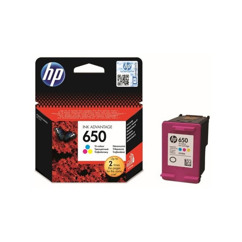 HP - HP650 Couleur - CZ102AE prix tunisie