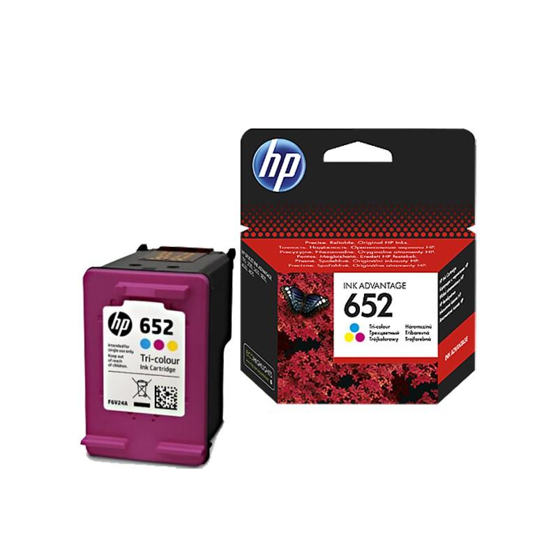 HP - 652 Couleurs - F6V24AE prix tunisie