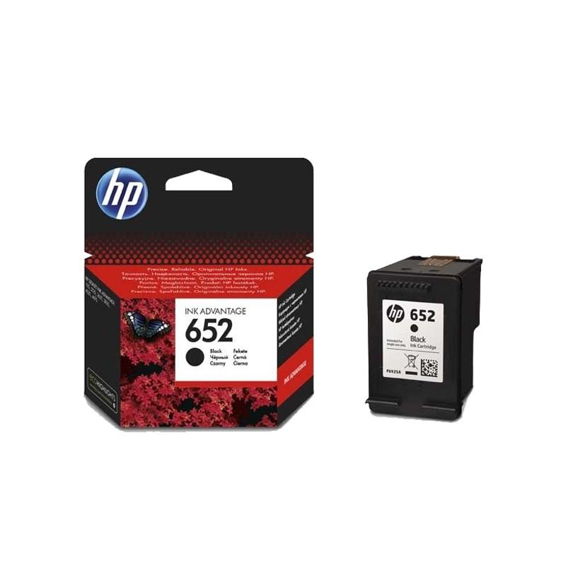 HP - 652 Noir - F6V25AE prix tunisie