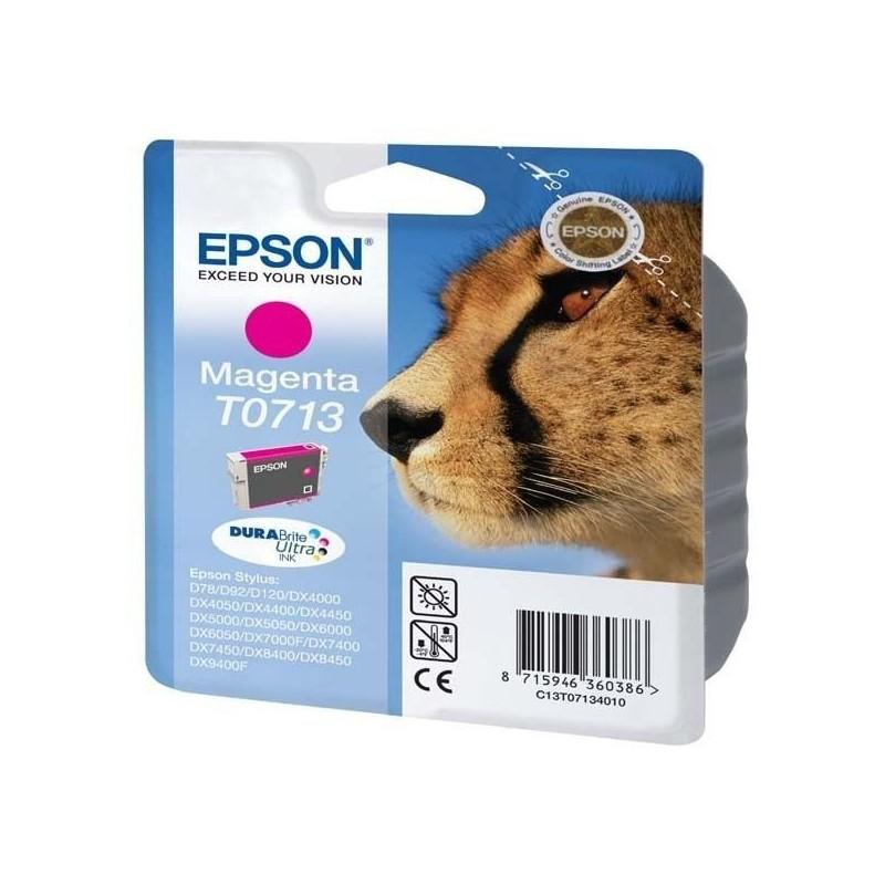 EPSON - T0713 MAGENTA prix tunisie